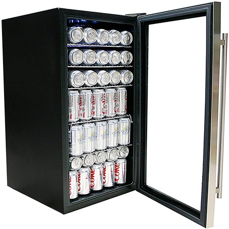 Beverage Fridge 05