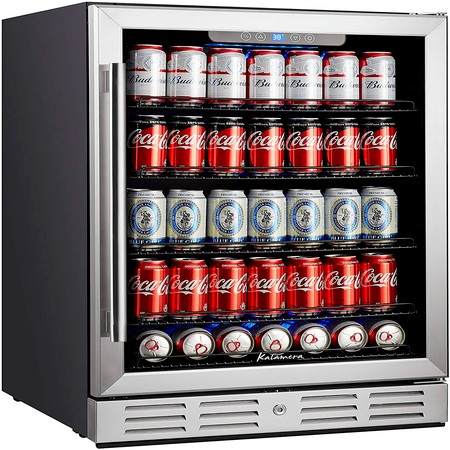 Beverage Fridge 06